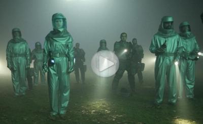 США готовится к прибытию пришельцев