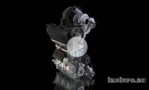 Самый маленький двигатель от Nissan
