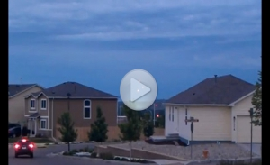 НЛО в Колорадо Спрингс