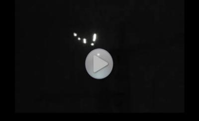 Очередная группа НЛО была снята 24 Сентября 2011 в Сантьяго