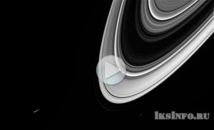 НЛО на Сатурне